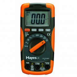 Category image for Multimeters & Electrical Testers