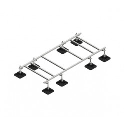 Rooftop Frame Mounting Systems -