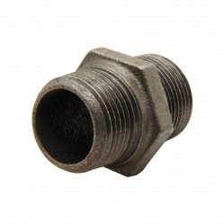 Category image for Malleable (Black) Pipe Fittings