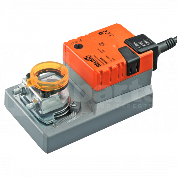 Actuator, Belimo LM24A, 24v 2/3 Position, 5nm