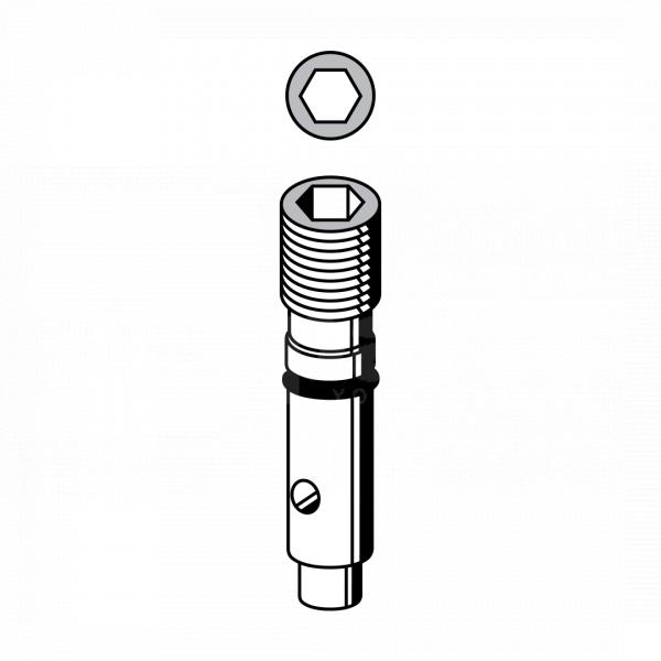 Blue Cartridge, Type QC3, For Parker Expansion Valve